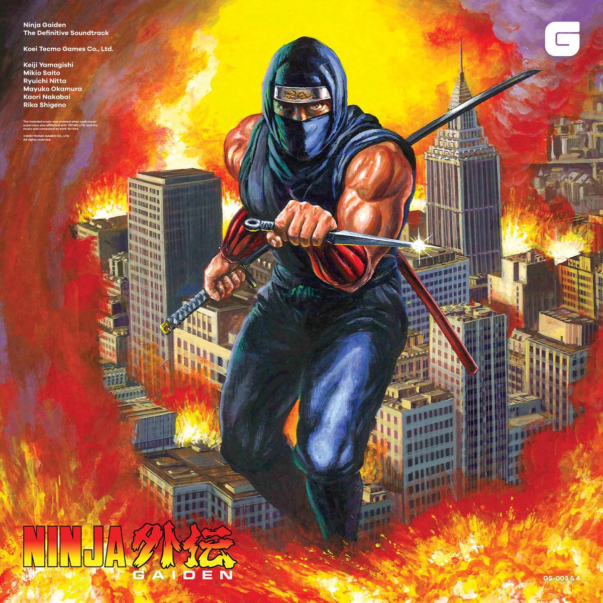 Ninja Gaiden 3: Ninja Gaiden The Definitive Soundtrack Vol. 1 + 2