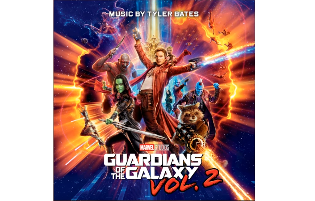 Guardianes de la Galaxia Vol. 2 (Guardians Of The Galaxy Vol. 2) – Soundtrack, Tráiler