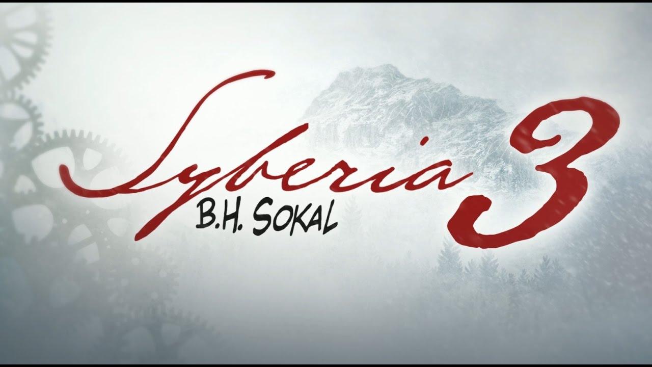 Syberia 3 (PC, PS4, XB1) – Soundtrack, Tráiler