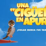 Una Cigüeña en Apuros (Richard the Stork) – Soundtrack, Tráiler