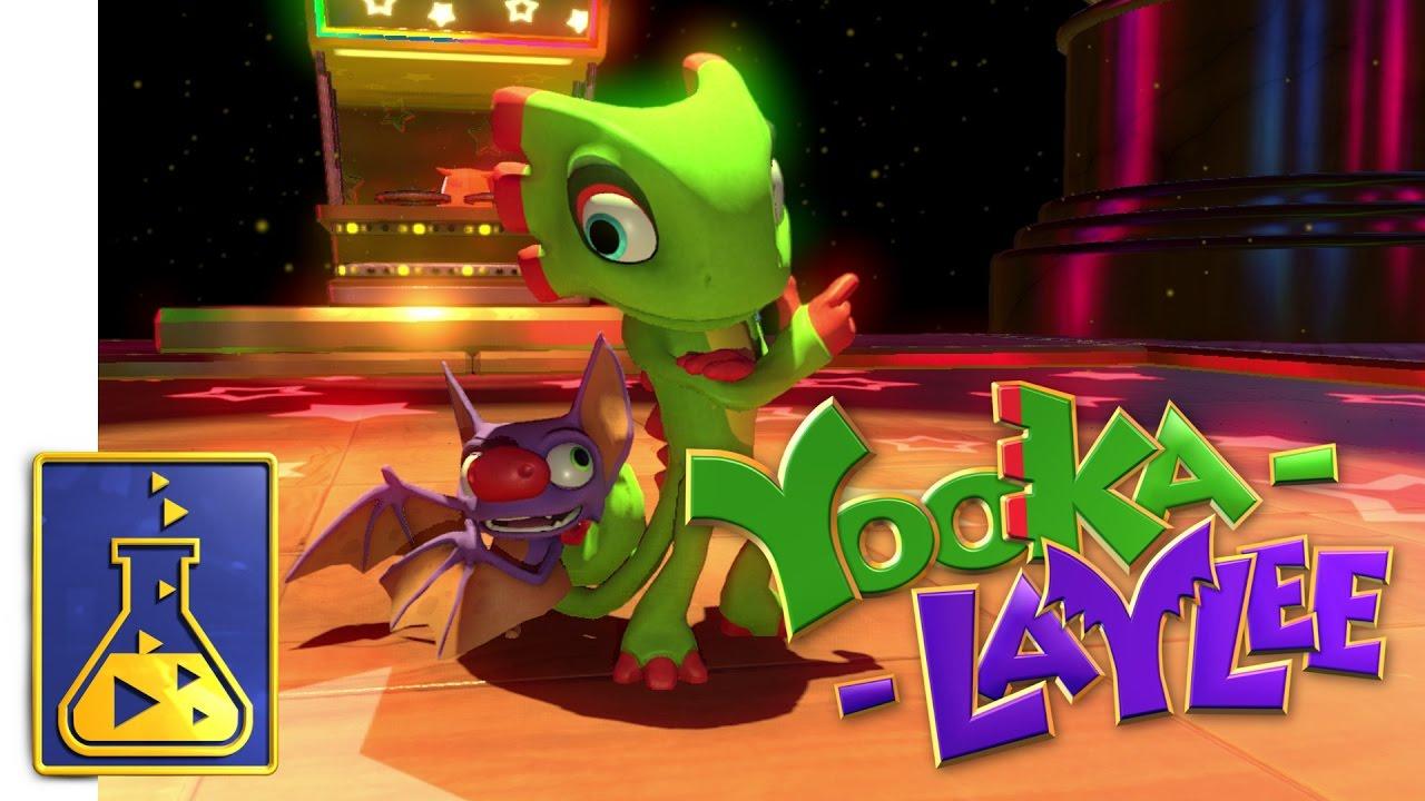 Yooka-Laylee (PC, PS4, XB1) – Soundtrack