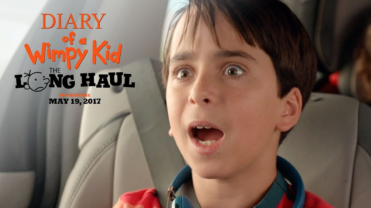 Diary A Wimpy Kid The Long Haul