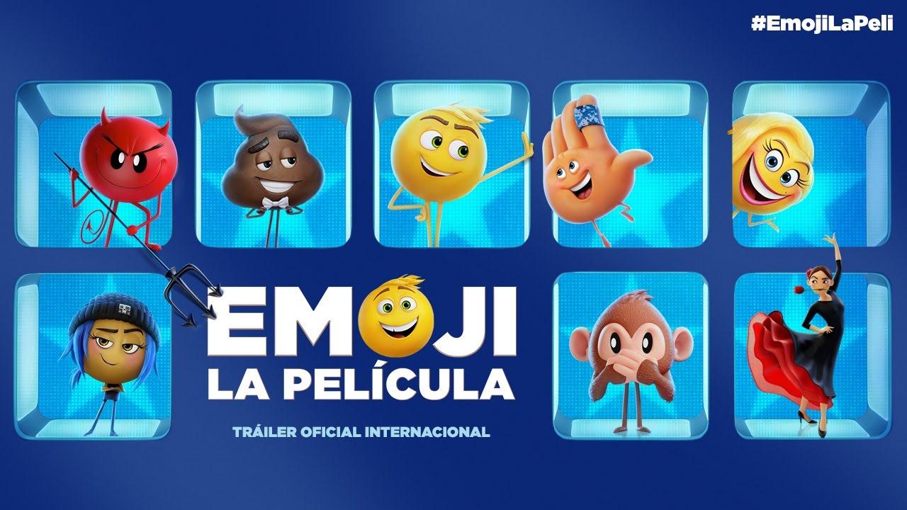 Emoji: La Película (The Emoji Movie) – Soundtrack, Tráiler