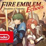 Fire Emblem Echoes: Shadows of Valentia (3DS) – Soundtrack, Tráiler