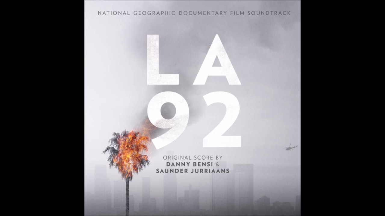 LA 92 (Documental) – Soundtrack, Tráiler