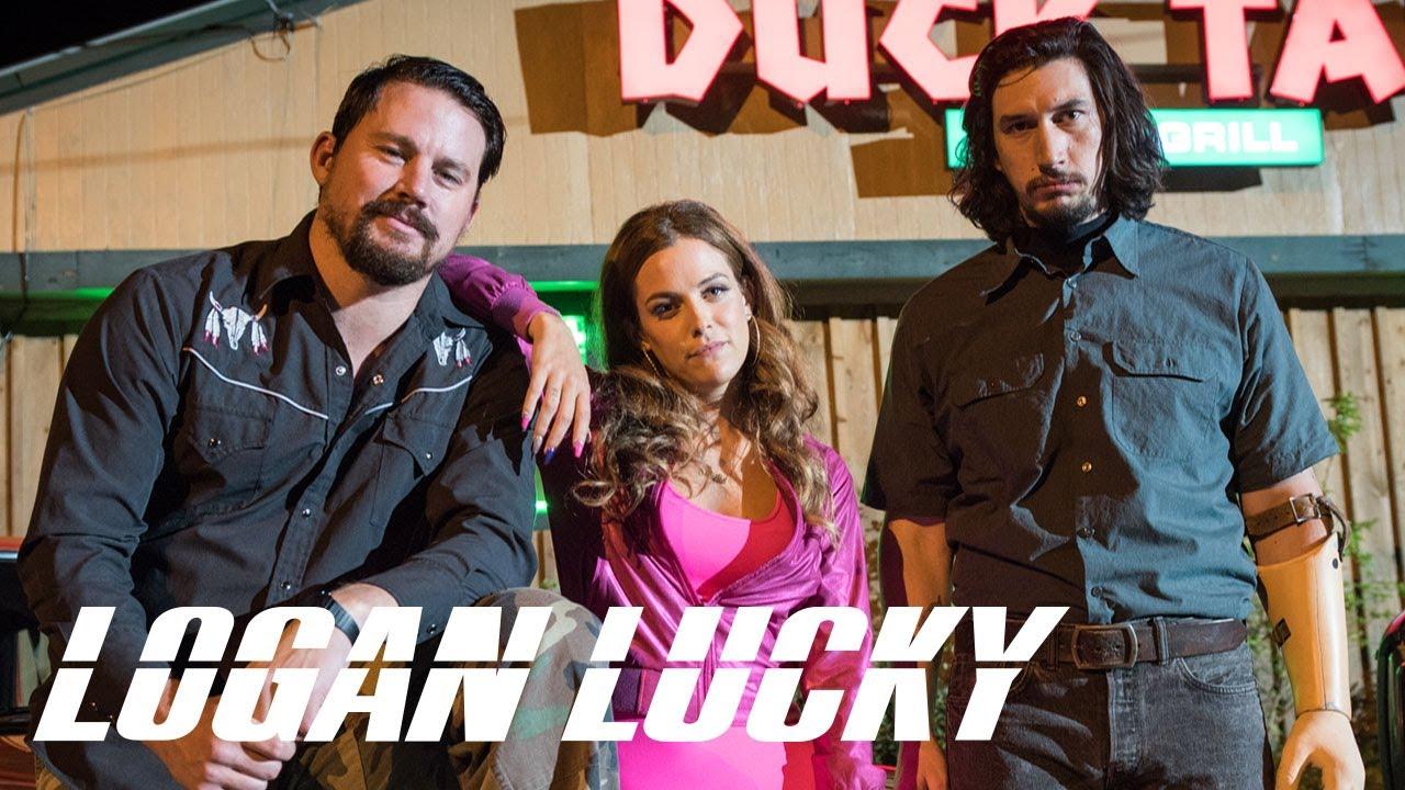 La Estafa de los Logan (Logan Lucky) – Soundtrack, Tráiler