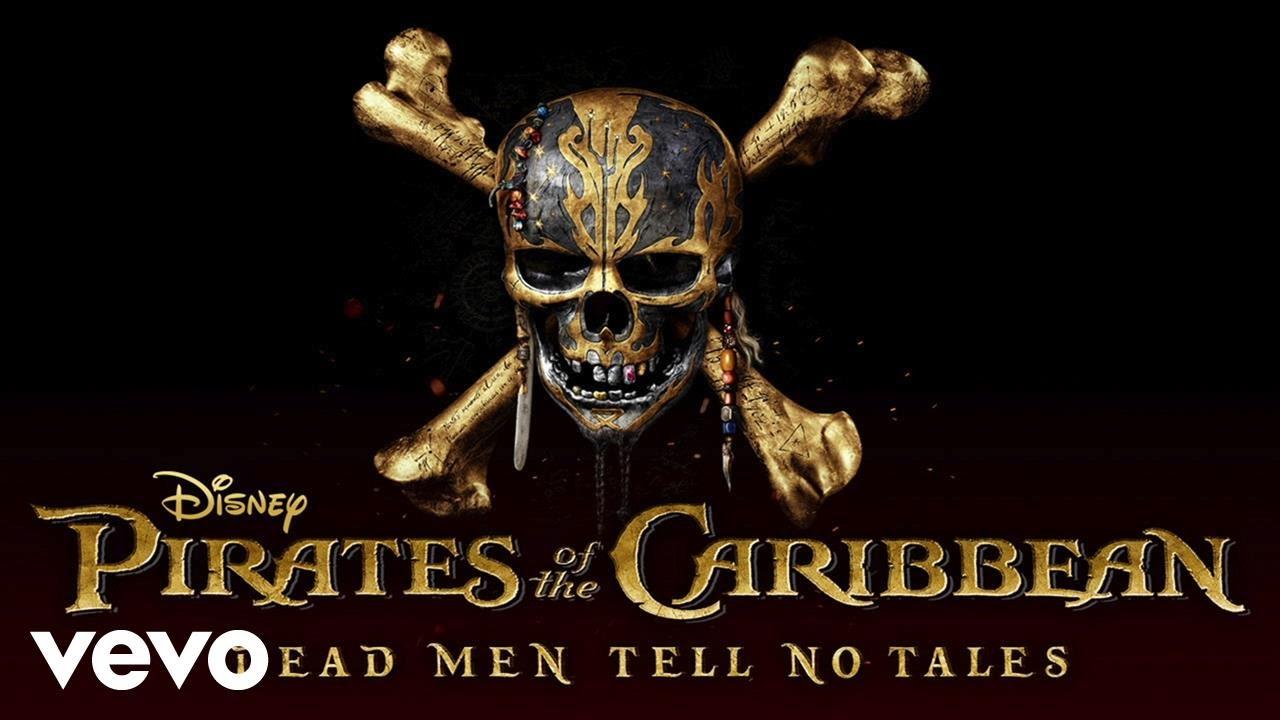 Piratas del Caribe: La Venganza de Salazar (Pirates of the Caribbean: Dead Men Tell No Tales) – Soundtrack, Tráiler
