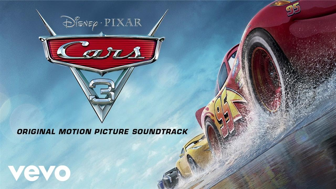 cars 3 soundtrack tr iler dosis media. Black Bedroom Furniture Sets. Home Design Ideas