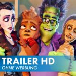 La Familia Monster (Happy Family) – Soundtrack, Tráiler