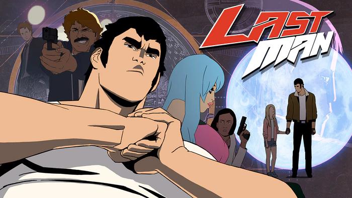 Lastman (Serie de TV) – Soundtrack, Tráiler