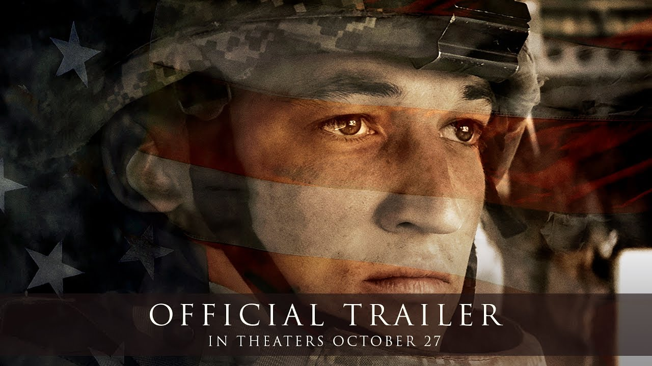 Thank You For Your Service – Soundtrack, Tráiler