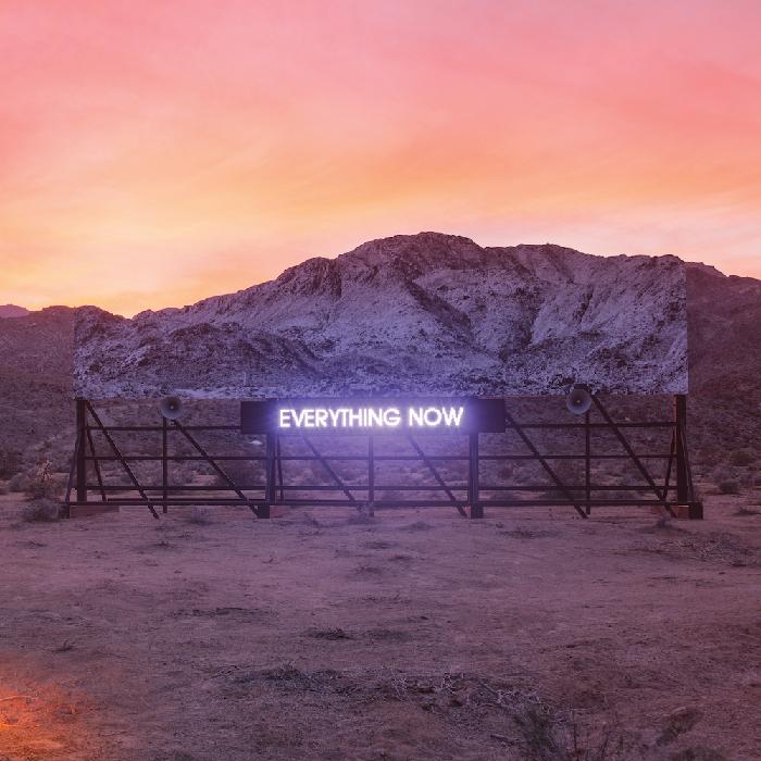Everything Now (Arcade Fire) – Álbum