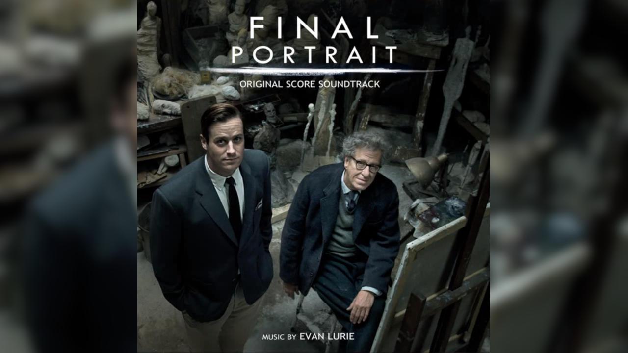 Final Portrait – Soundtrack-Tráiler