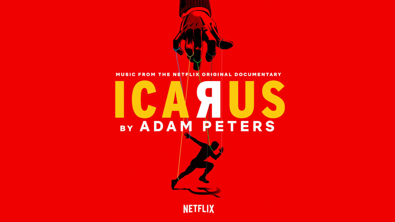 Icaro (Icarus), Documental – Soundtrack, Tráiler