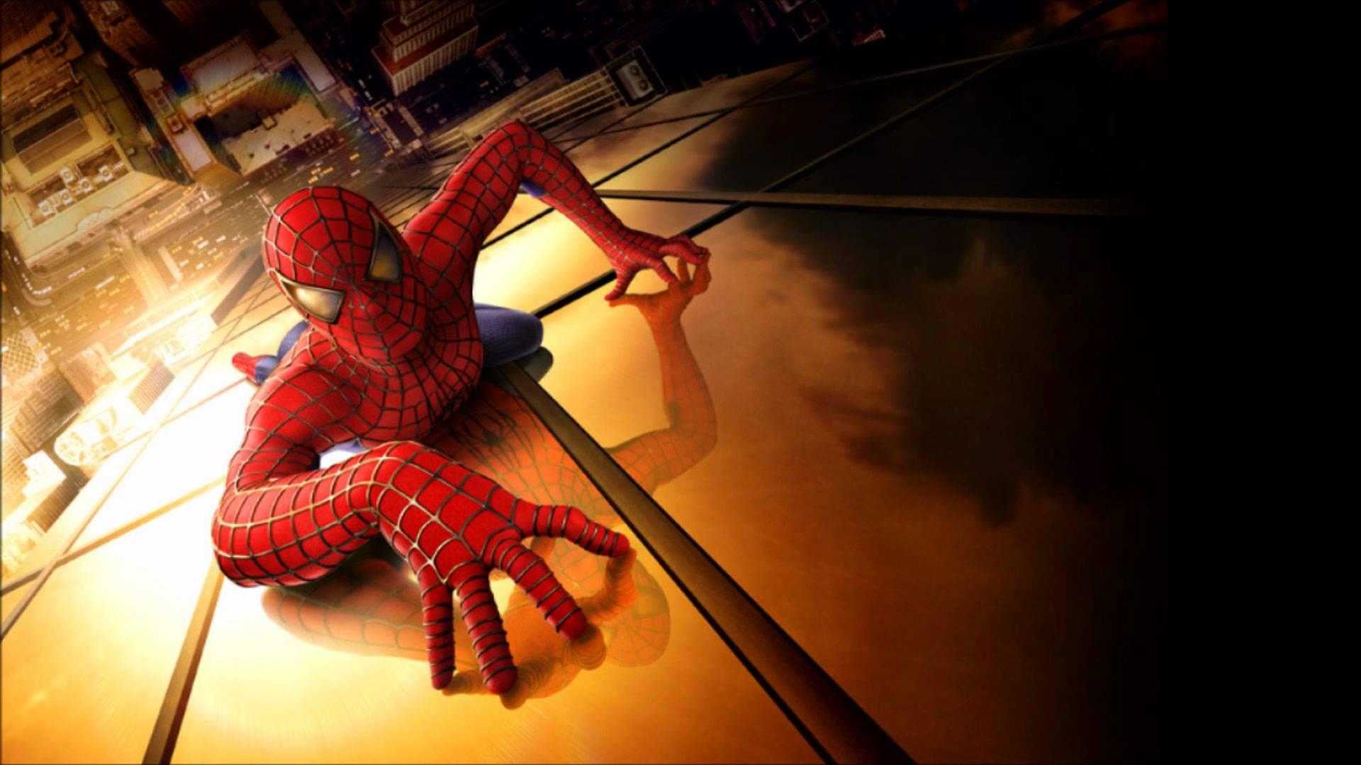 Spider-Man (Filmes del 2002-2014) – Soundtrack