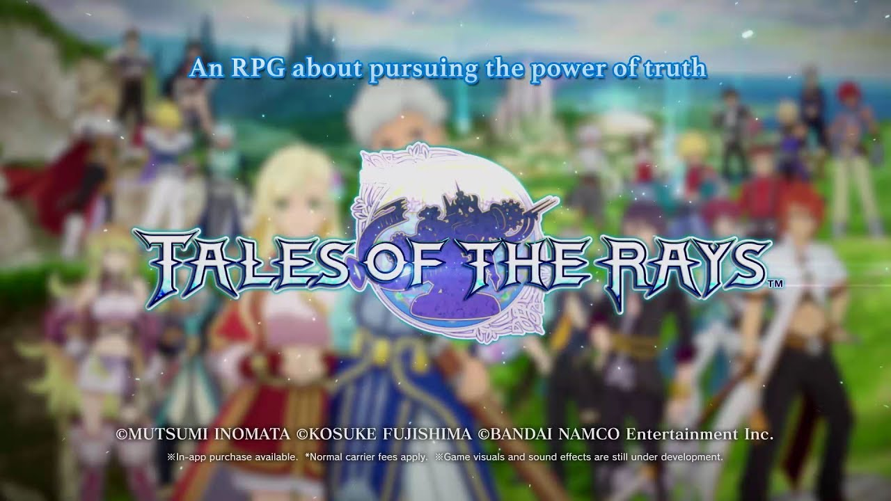Tales of the Rays (iOS, Android) – Tráiler