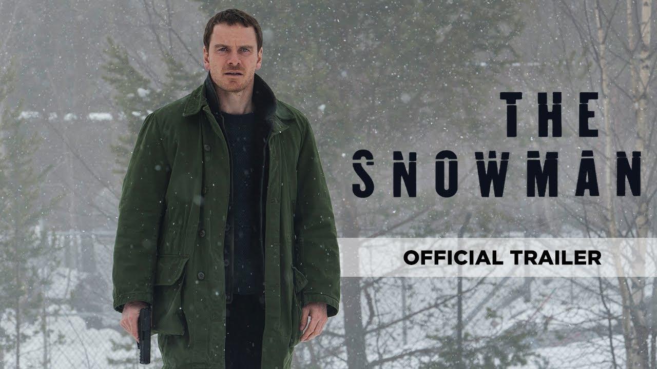 El Muñeco de Nieve (The Snowman) – Soundtrack, Tráiler