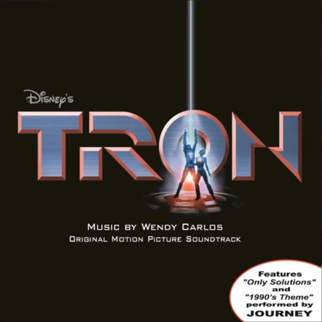 Tron (Filmes y Serie de TV) – Soundtrack