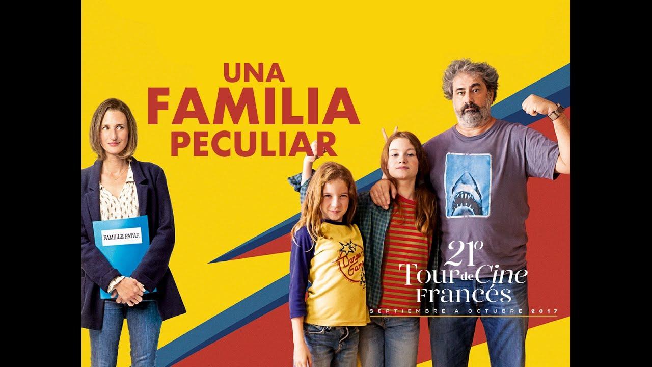 Una Familia Peculiar (Cigarettes et chocolat chaud) – Soundtrack, Tráiler