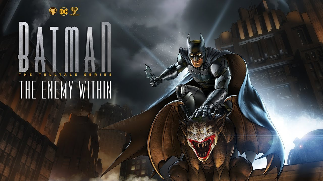 Batman: The Telltale Series (PC, PS4, XB1, Mac, iOS, Android) – Tráiler