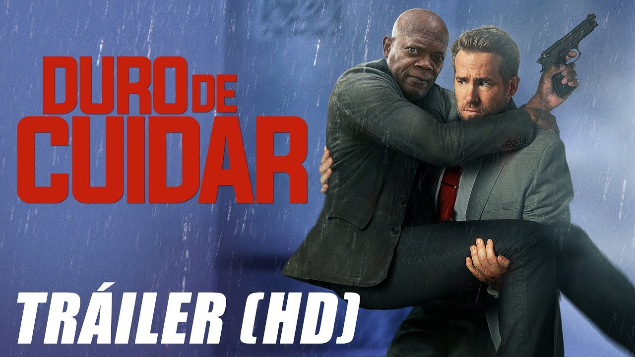Duro de Cuidar (The Hitman's Bodyguard) – Soundtrack, Tráiler
