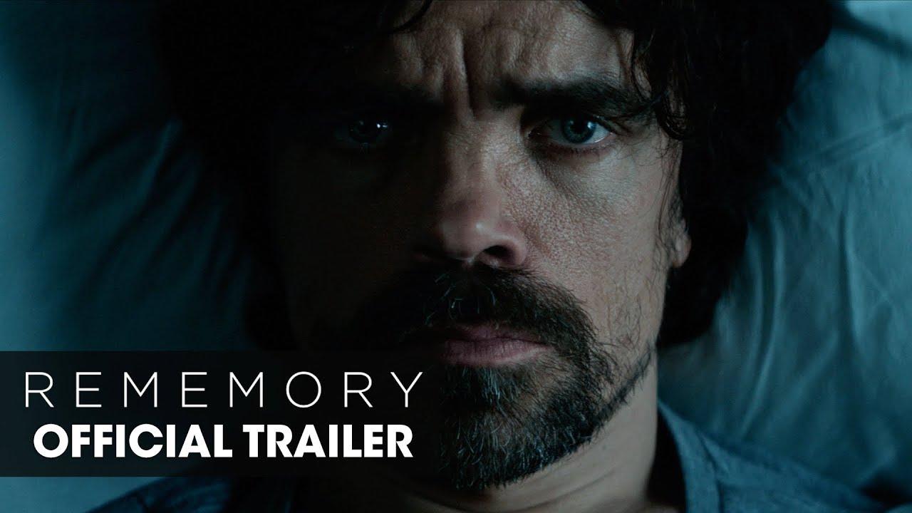 Rememory – Soundtrack, Tráiler