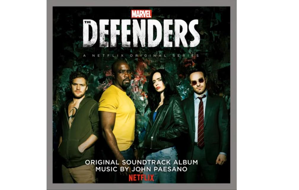 The Defenders (Serie de TV) – Soundtrack, Tráiler