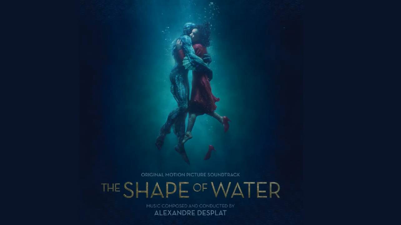 La Forma Del Agua (The Shape of Water) – Soundtrack, Tráiler