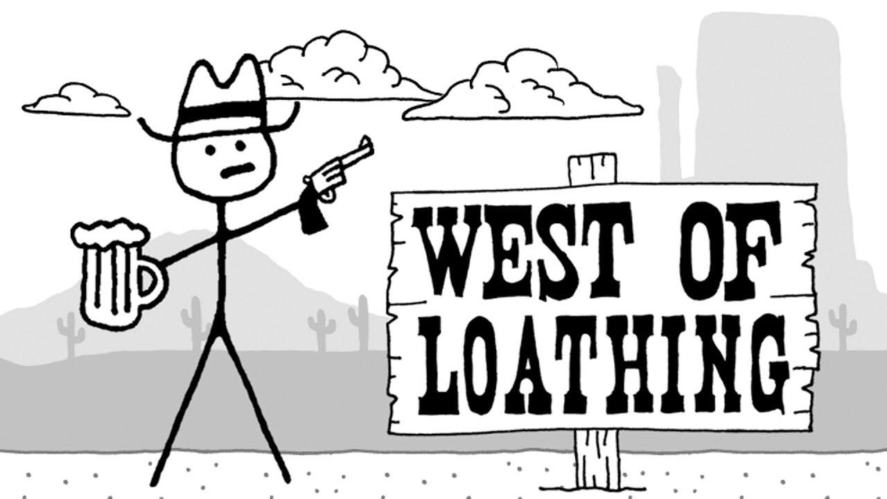 West of Loathing (PC) – Soundtrack, Tráiler