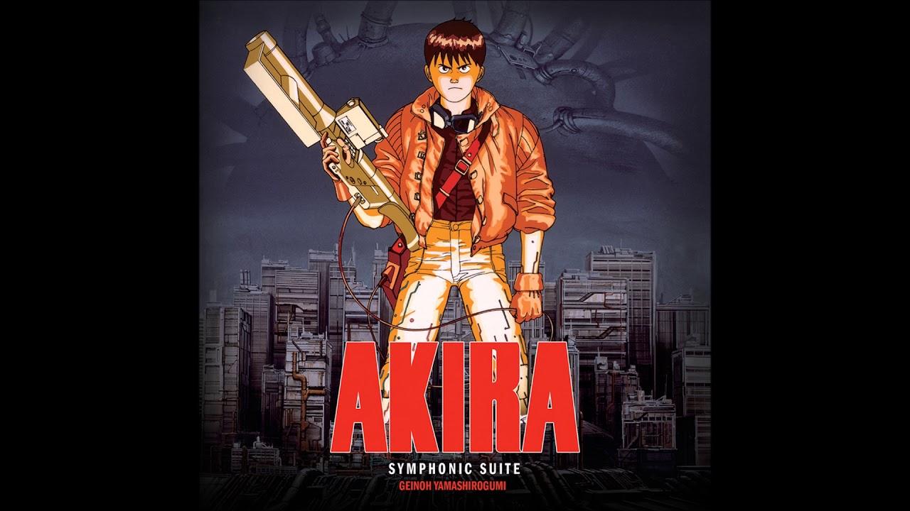 Akira – Soundtrack, Tráiler