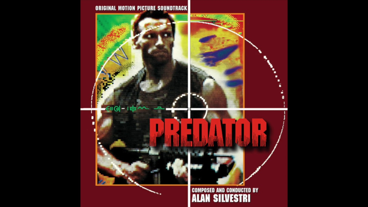 Depredador (Predator), Filmes de 1987 al 2010 – Soundtrack