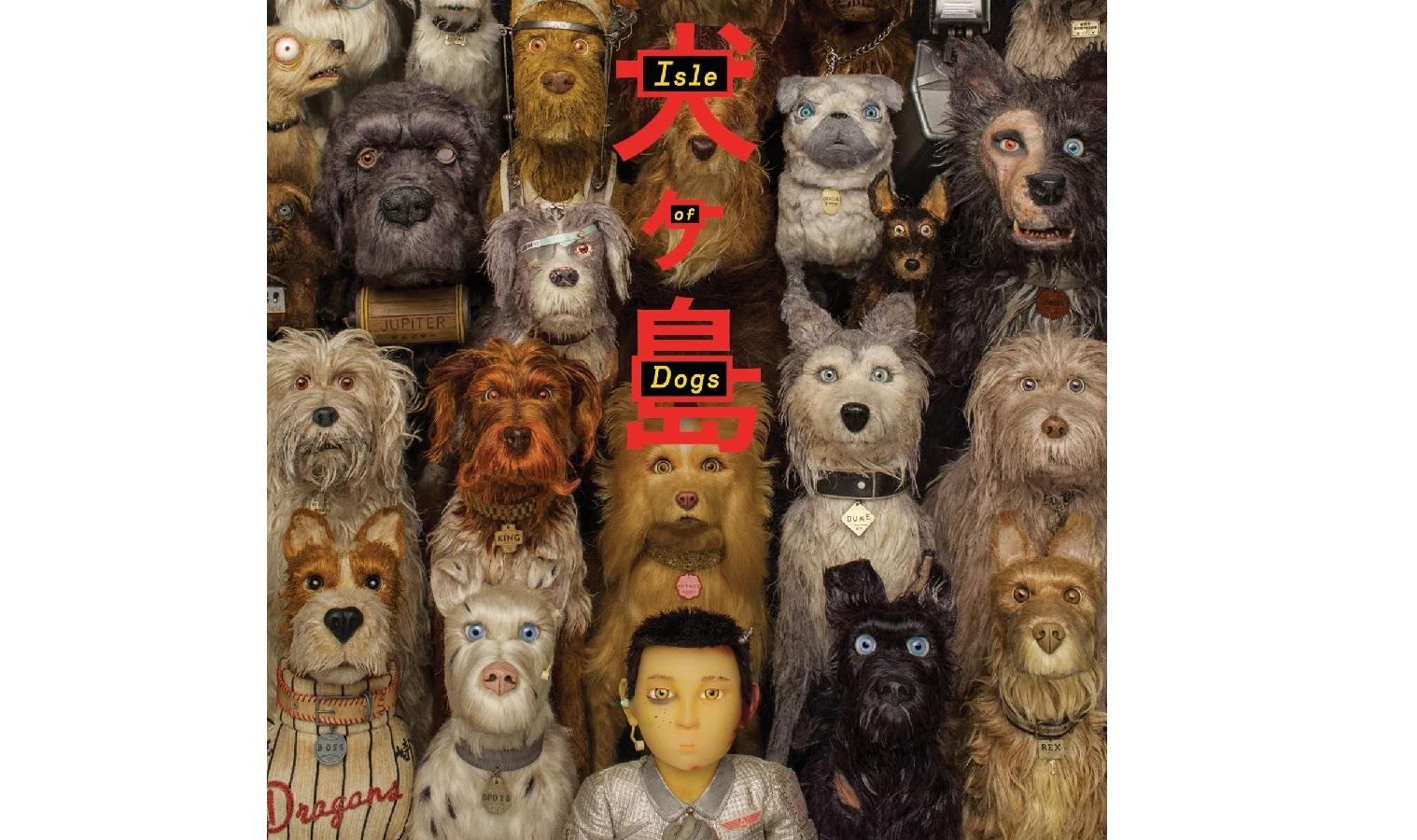 Isla De Perros (Isle of Dogs) – Soundtrack, Tráiler