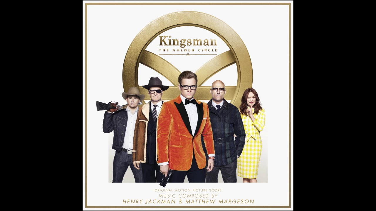 Kingsman 2: El Círculo Dorado (Kingsman: The Golden Circle) – Soundtrack, Tráiler