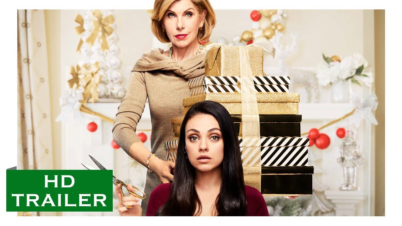 La Navidad de las Madres Rebeldes (A Bad Moms Christmas) – Soundtrack, Tráiler