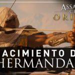 Assassin's Creed Origins (PC, PS4, XB1) – Tráiler