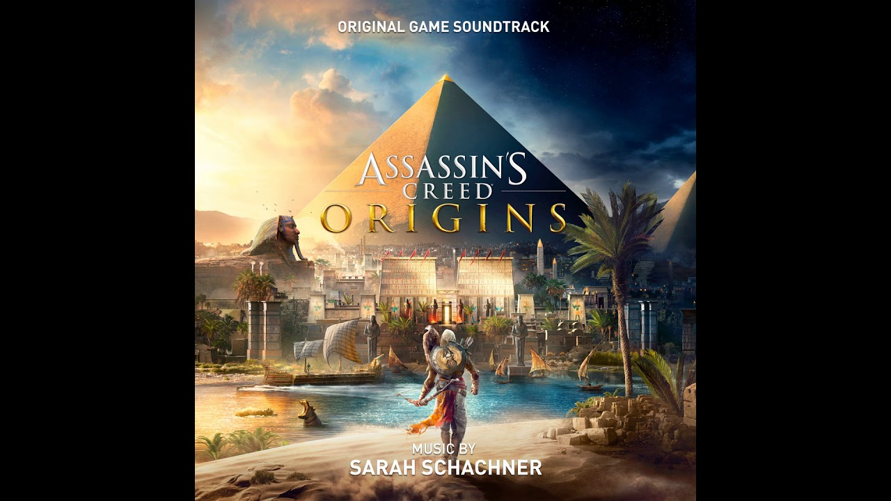 Assassin's Creed Origins (PC, PS4, XB1) – Soundtrack, Tráiler
