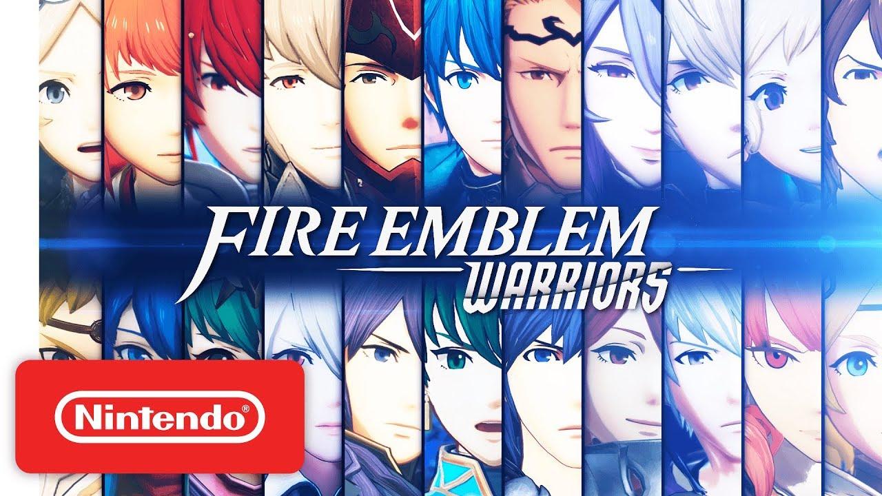 Fire Emblem Warriors (Switch, 3DS) – Tráiler