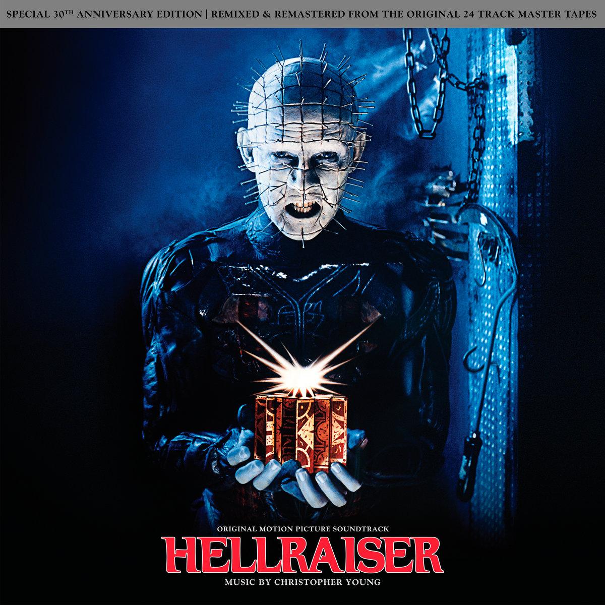 Hellraiser: Puerta al infierno (Filmes de 1987 a 1996) – Soundtrack