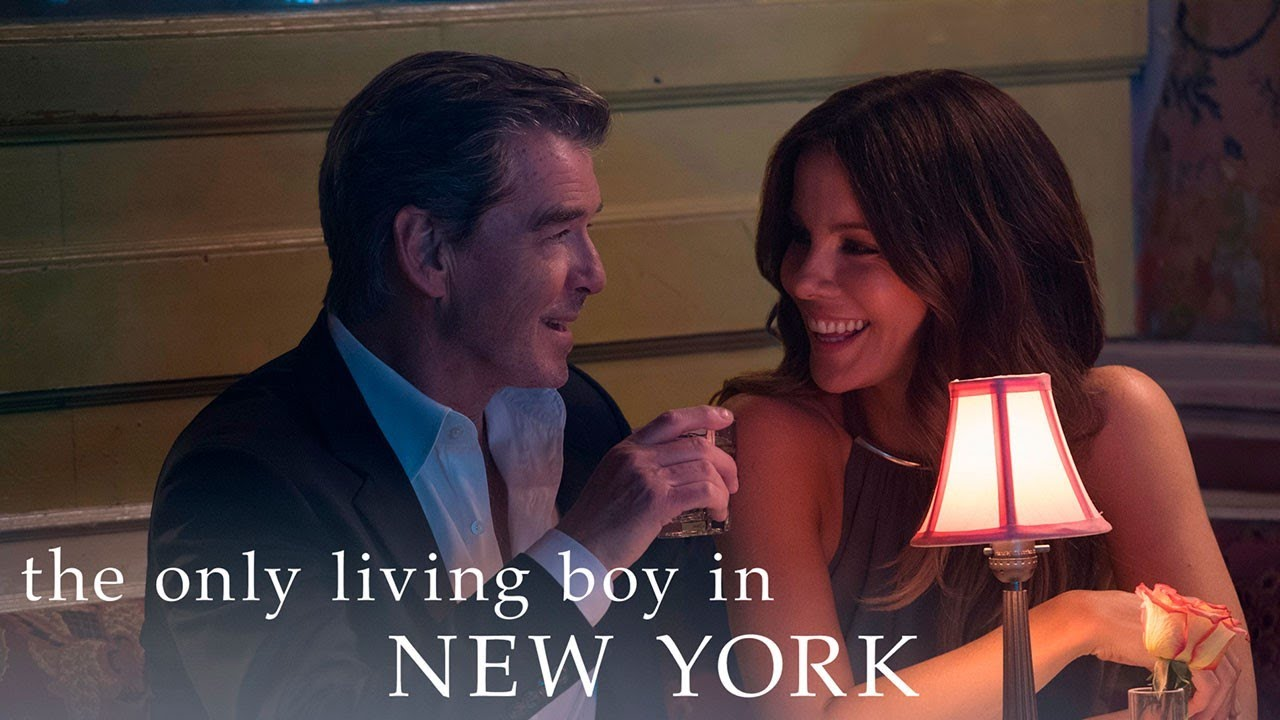 La Amante de mi Padre (The Only Living Boy in New York) – Soundtrack, Tráiler