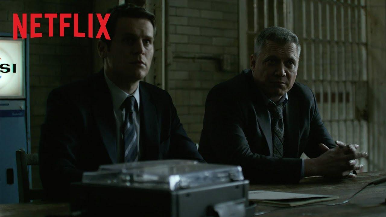 Mindhunter (Serie de TV) – Soundtrack, Tráiler