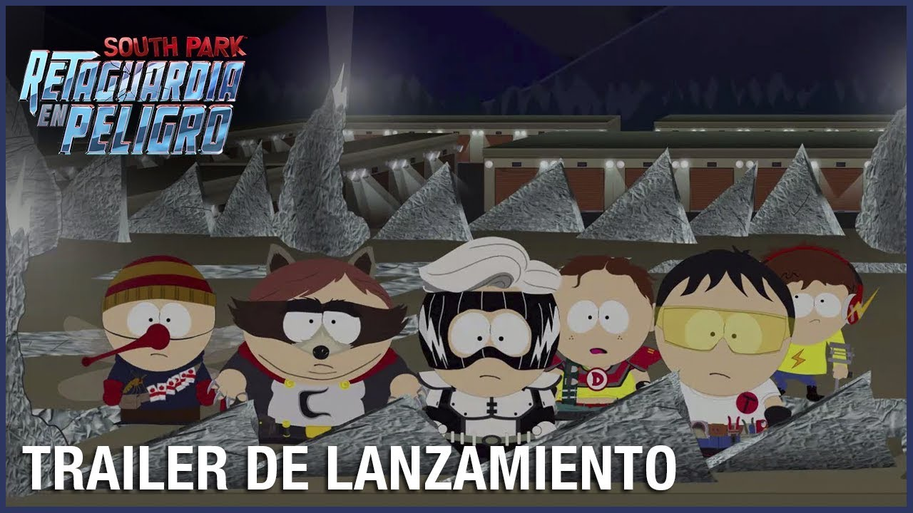 South Park: The Fractured But Whole (PC, PS4, XB1) – Tráiler