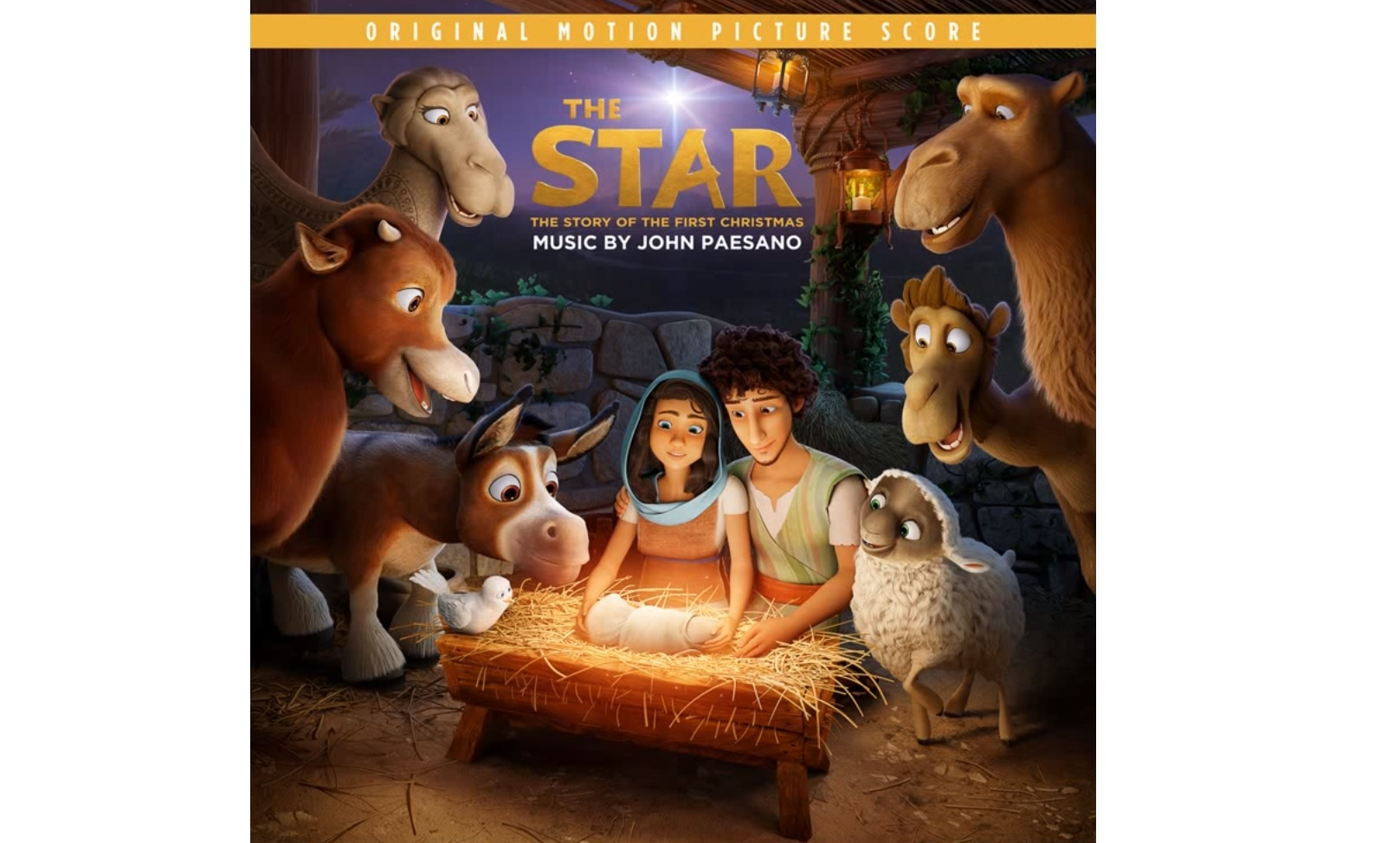 La Estrella de Belén (The Star) – Soundtrack, Tráiler