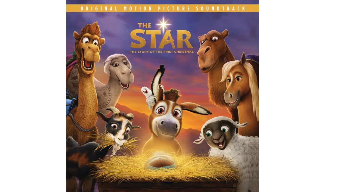 La Estrella de Belén (The Star) – Soundtrack, Tráiler