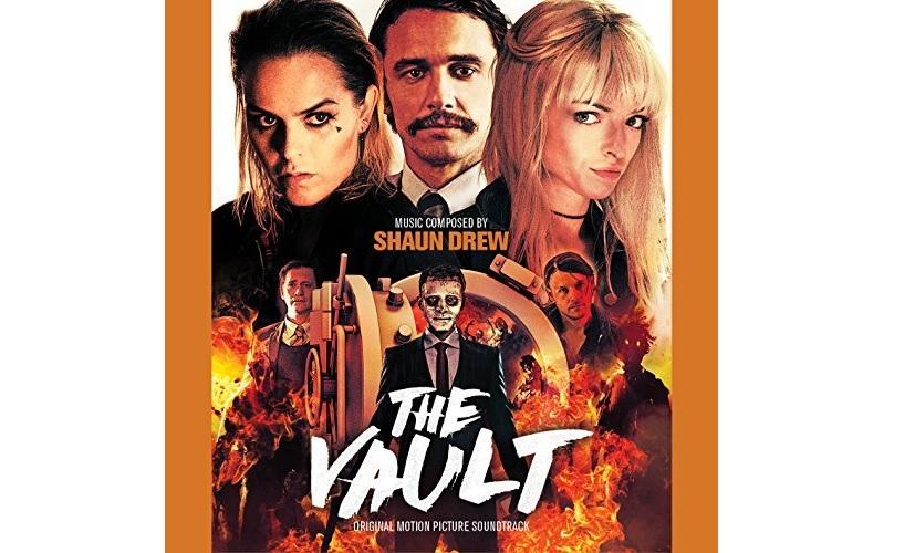 La Bóveda (The Vault) – Soundtrack, Tráiler