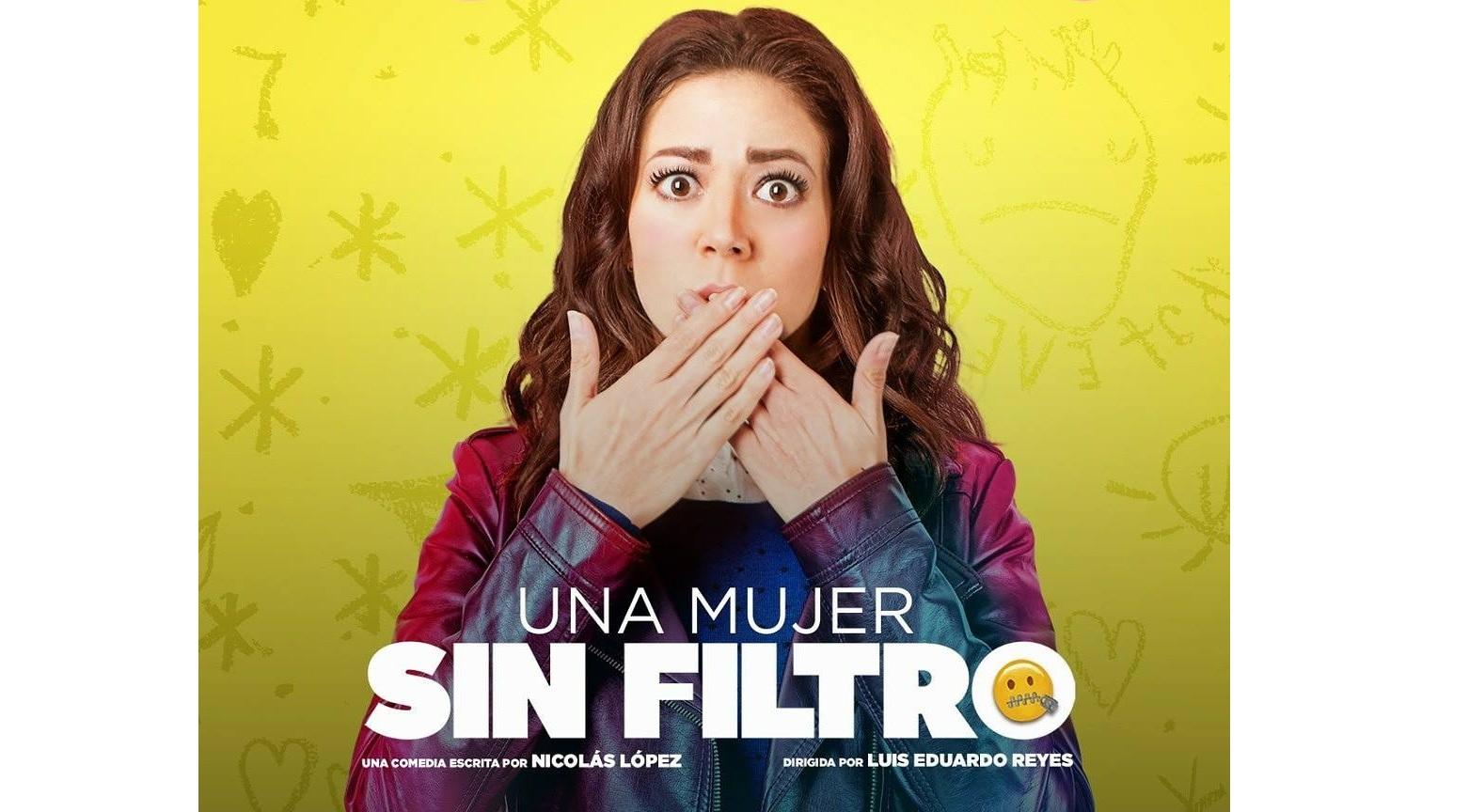 Una Mujer Sin Filtro – Soundtrack, Tráiler