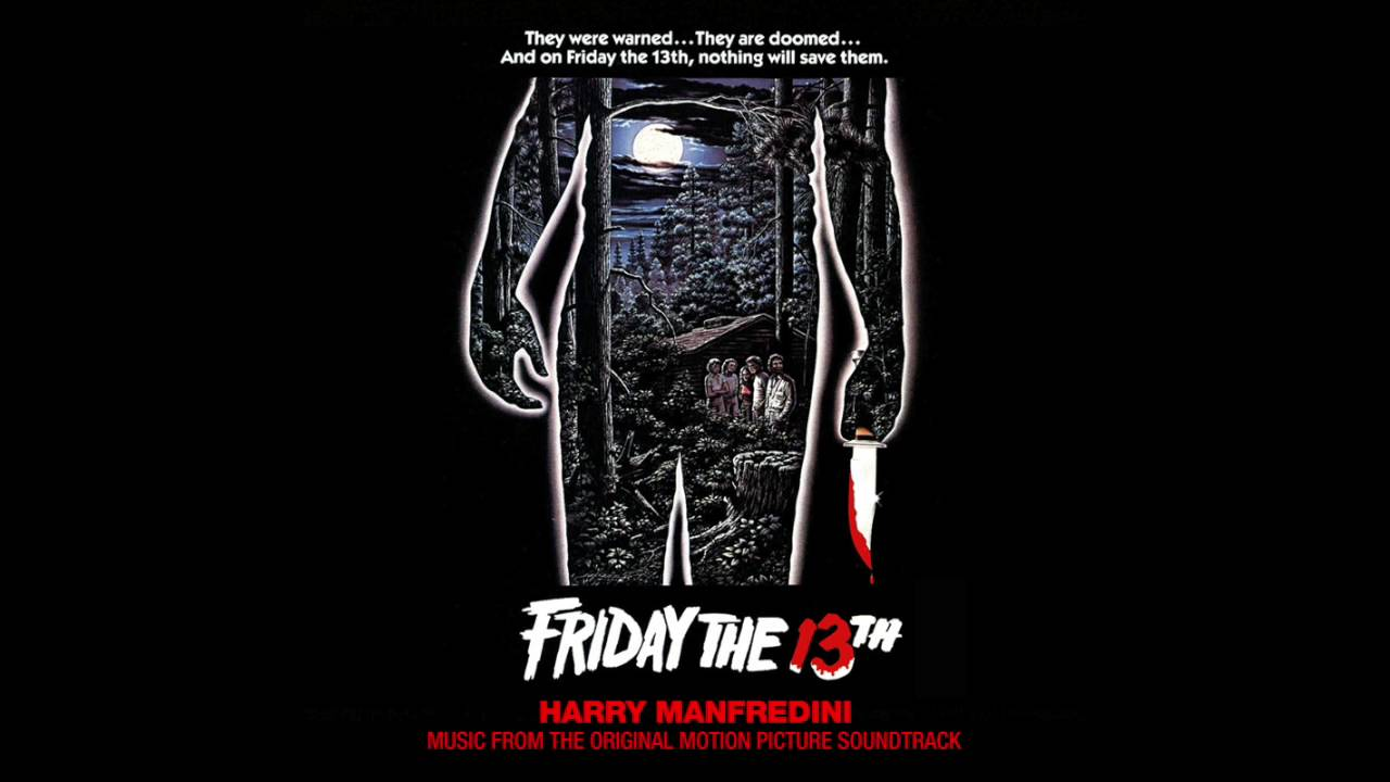 Viernes 13 (Friday the 13th), Filmes de 1980 al 2009 – Soundtrack