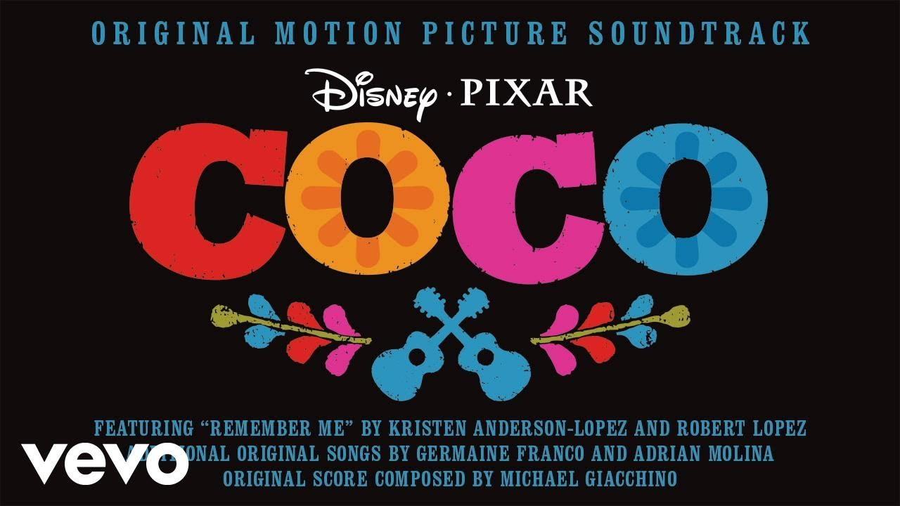Coco – Soundtrack, Tráiler