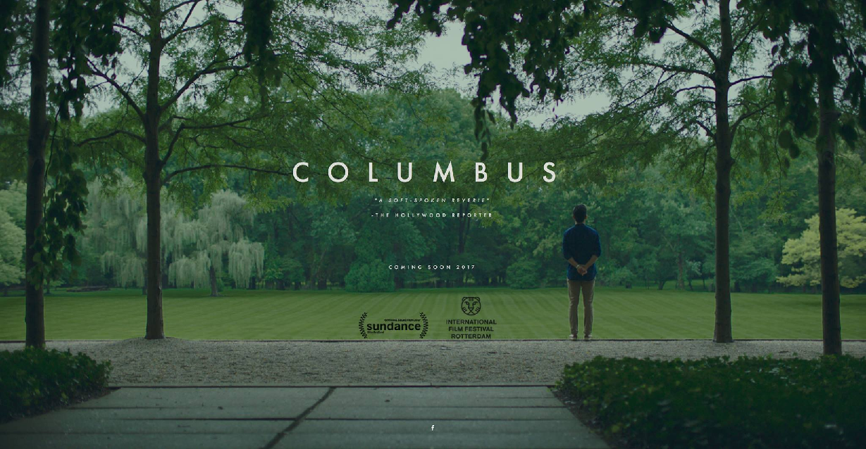 Columbus – Soundtrack, Tráiler
