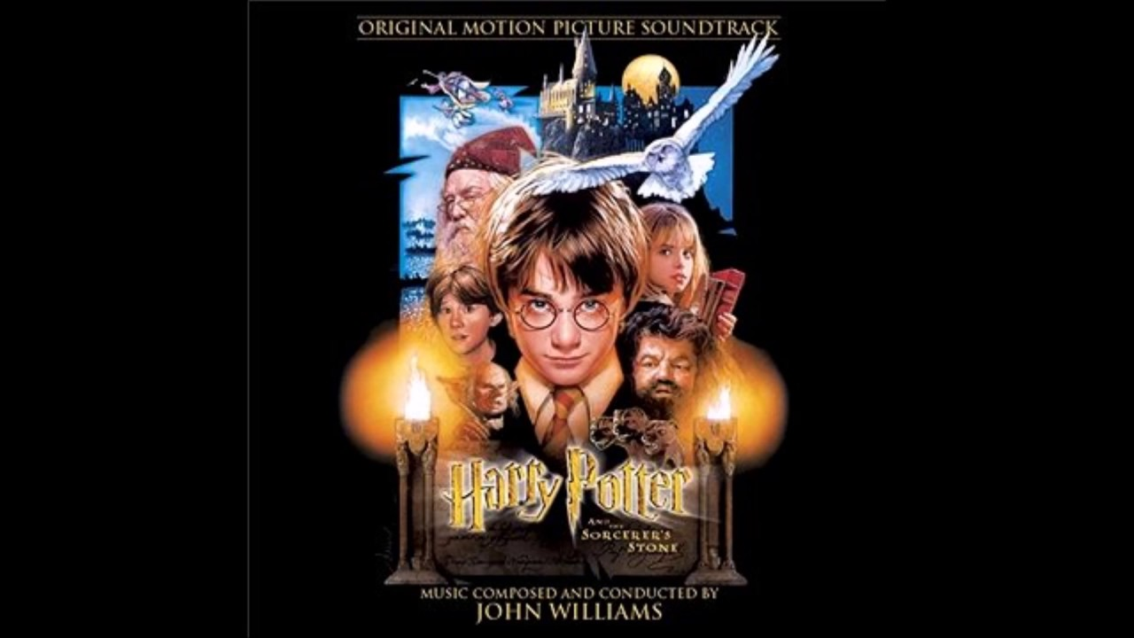 Harry Potter (Filmes del 2001 al 2011) – Soundtrack