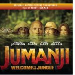 Jumanji: En la Selva (Jumanji: Welcome to the Jungle) – Soundtrack, Tráiler